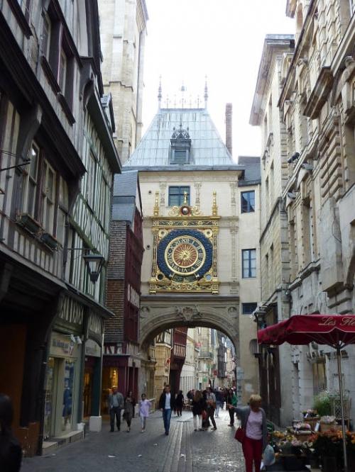 Нормандия - палитра цвета, вкуса, природы и истории