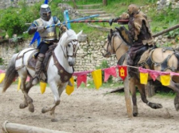 ПРОВАН - Средневековый город трубадуров, рыцарей и крестоносцев
