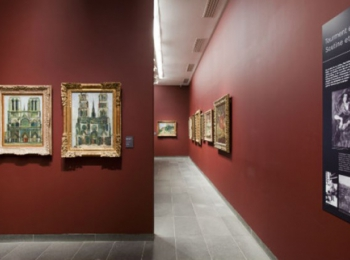 Музеи Парижа: Оранжери - скрытая обитель импрессионизма