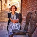 Лариса ТЕЛЕГИНА - лицензированный гид в Триесте и Венеции