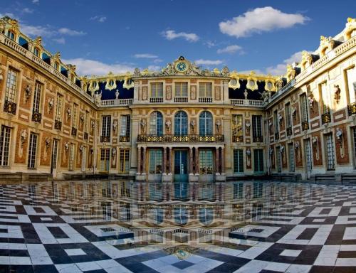 Версаль - непревзойденный дворец короля Солнце