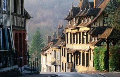 Нормандская долина Андели