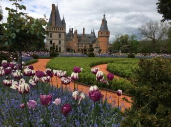 Замок маркизы де Мантенон