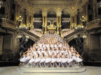 Театры: Архитектурная Опера Шарля Гарнье