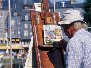 Нормандия маслом или живые полотна импрессионистов