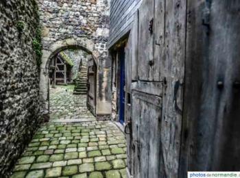 Онфлер – Средневековый «карманный» порт Нормандии